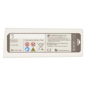 CU Medical i-PAD SP1 batterij voorzijde