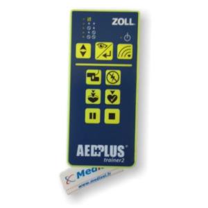 Télécommande Zoll pour DAE de formation Type II