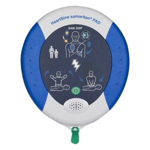 Heartsine Samaritan PAD 360P défibrillateur automatique