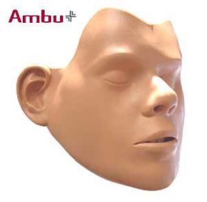AMBU ManW&I/Uni/Multi Jeu de 5 peaux de visage