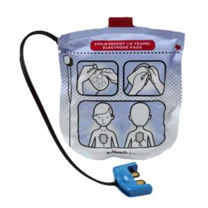 Defibtech Kinderelectroden voor Lifeline View