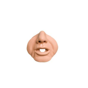 Fat Old Fred Jeu de 10 pièces nez-bouche