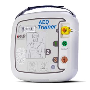 CU Medical i-PAD SP1 AED-trainer voorzijde