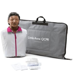 Laerdal Little Anne QCPR (donker)