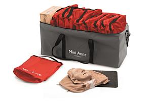 Laerdal Mini Anne Plus, Unicolor (pack de 10)