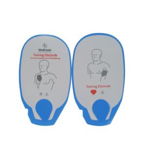 Physio-Control/Medtronic Lifepak 500/1000 set d'electrodes de formation