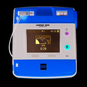 Medtronic Physio Control Lifepak 1000 Semi-automatique