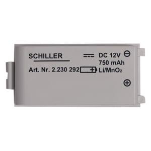 Schiller FRED easyport batterij