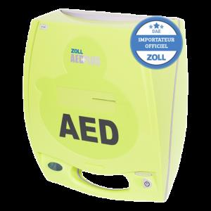 Zoll AED Plus Semi-Automatique avec affichage ECG